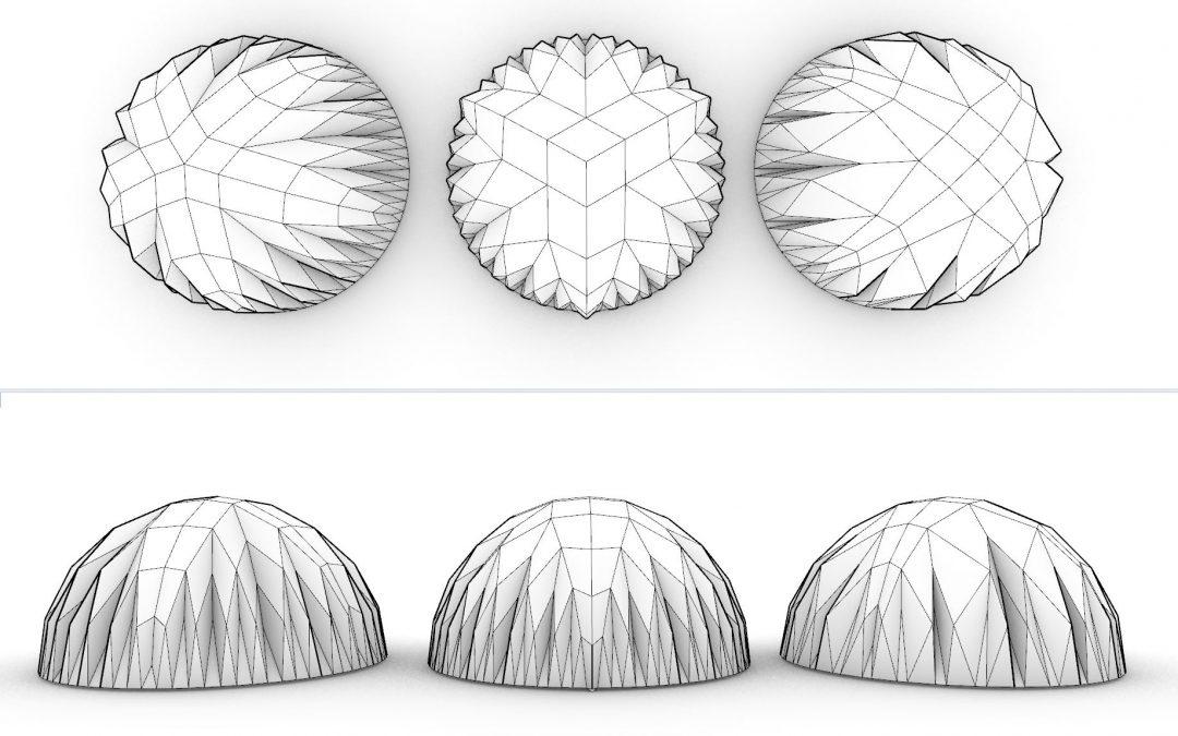 Dome with Planar Quads